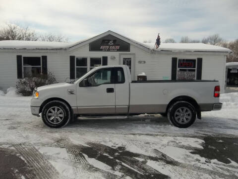 2004 Ford F-150 for sale at R & L AUTO SALES in Mattawan MI