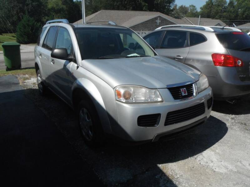 2007 Saturn Vue for sale at Morelock Motors INC in Maryville TN