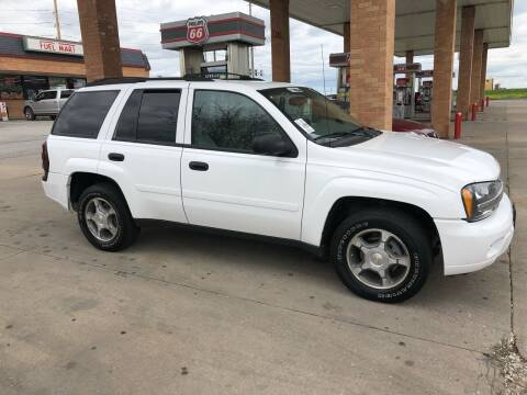 2008 Chevrolet TrailBlazer for sale at Nice Cars in Pleasant Hill MO
