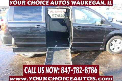 2012 Dodge Grand Caravan for sale at Your Choice Autos - Waukegan in Waukegan IL