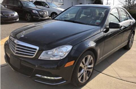 2014 Mercedes-Benz C-Class for sale at Primary Motors Inc in Commack NY
