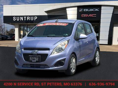 2014 Chevrolet Spark for sale at SUNTRUP BUICK GMC in Saint Peters MO