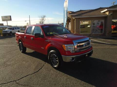 2013 Ford F-150 for sale at Team D Auto Sales in St George UT