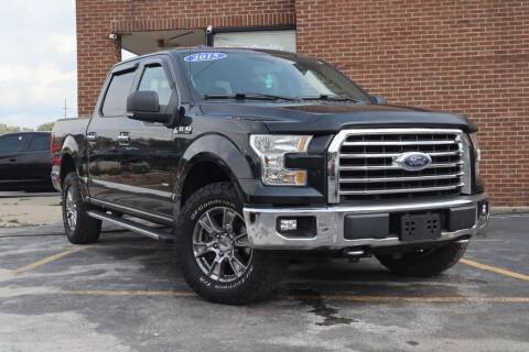 2015 Ford F-150 for sale at Hobart Auto Sales in Hobart IN