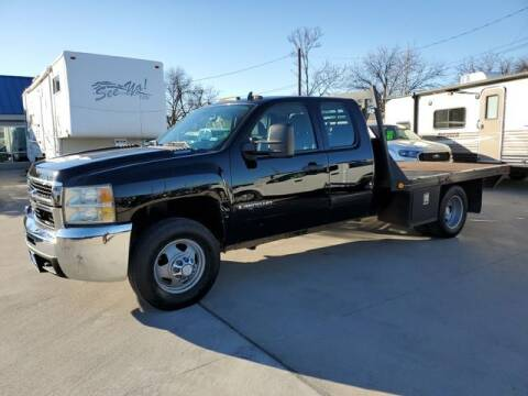 2008 Chevrolet Silverado 3500 HD Extended Cab for sale at Kell Auto Sales, Inc in Wichita Falls TX