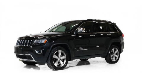 2014 Jeep Grand Cherokee for sale at Houston Auto Credit in Houston TX