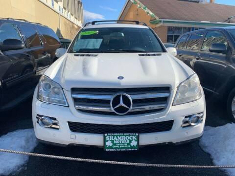 2007 Mercedes-Benz GL-Class for sale at Park Avenue Auto Lot Inc in Linden NJ