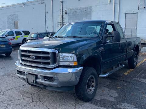 2003 Ford F-250 Super Duty for sale at Delong Motors in Fredericksburg VA