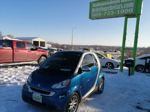 2008 Smart fortwo for sale at Independent Auto in Belle Fourche SD