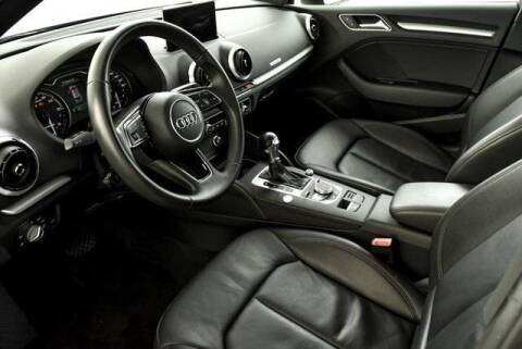 2018 Audi A3 Sportback e-tron for sale at CU Carfinders in Norcross GA
