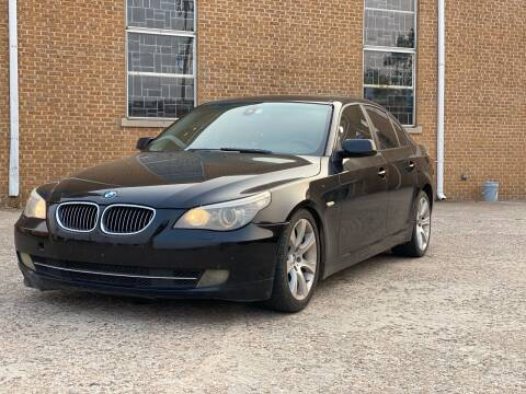 2008 BMW 5 Series for sale at Auto Start in Oklahoma City OK
