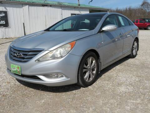 2013 Hyundai Sonata for sale at Low Cost Cars in Circleville OH
