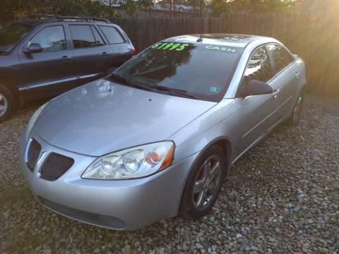 2005 Pontiac G6 for sale at Seneca Motors, Inc. (Seneca PA) in Seneca PA