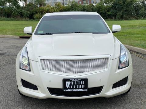 2014 Cadillac ATS for sale at Pristine Auto Group in Bloomfield NJ