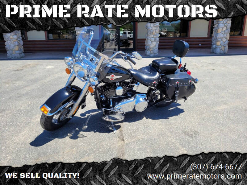 2017 Harley-Davidson Heritage Soft-Tail for sale at PRIME RATE MOTORS in Sheridan WY