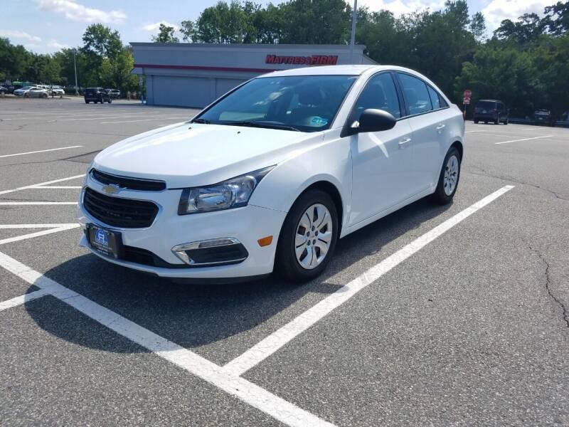 2015 Chevrolet Cruze for sale at B&B Auto LLC in Union NJ