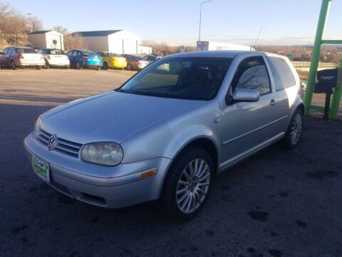 2004 Volkswagen GTI for sale at Independent Auto in Belle Fourche SD