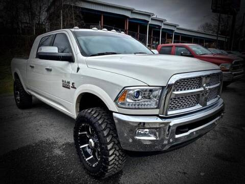2016 RAM Ram Pickup 2500 for sale at Carder Motors Inc in Bridgeport WV