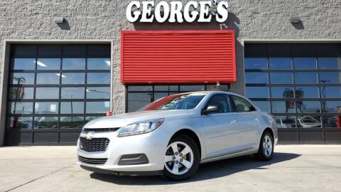 2016 Chevrolet Malibu Limited for sale at George's Used Cars - Pennsylvania & Allen in Brownstown MI