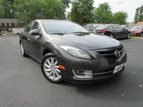 2012 Mazda MAZDA6 for sale at K & S Motors Corp in Linden NJ
