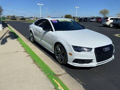 2018 Audi A7 for sale at Great Lakes Auto Superstore in Waterford Township MI