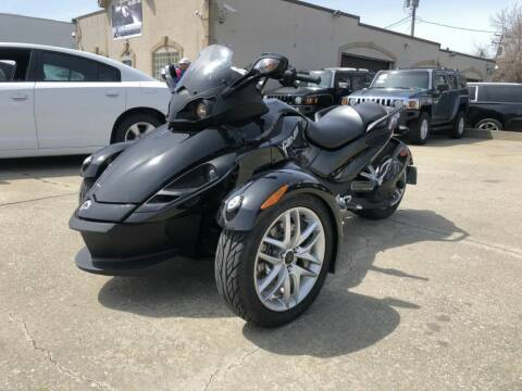 2013 Can-Am SPYDER for sale at AAA Auto Wholesale in Parma OH