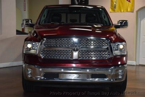 2018 RAM Ram Pickup 1500 for sale at Tampa Bay AutoNetwork in Tampa FL