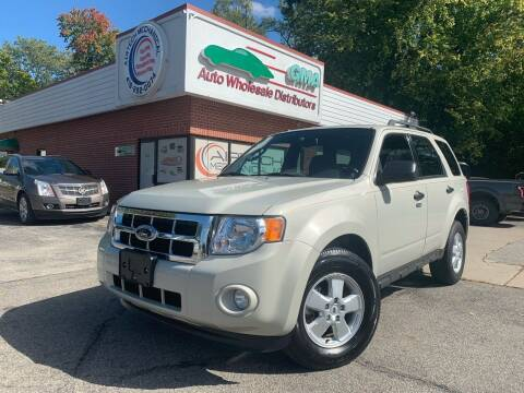 2009 Ford Escape for sale at GMA Automotive Wholesale in Toledo OH