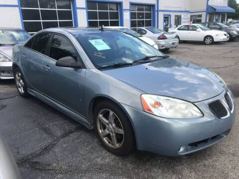 2009 Pontiac G6 for sale at Klein on Vine in Cincinnati OH