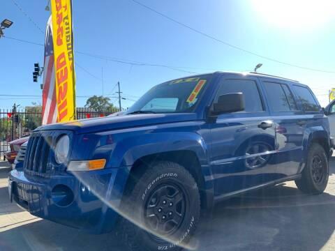 2009 Jeep Patriot for sale at Victory Auto Sales in Stockton CA