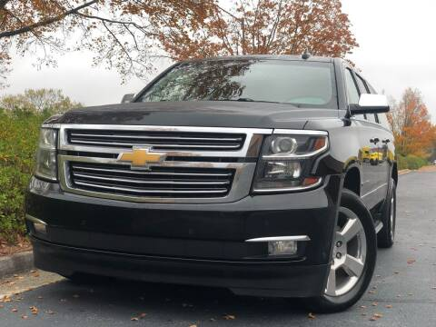 2017 Chevrolet Suburban for sale at William D Auto Sales in Norcross GA