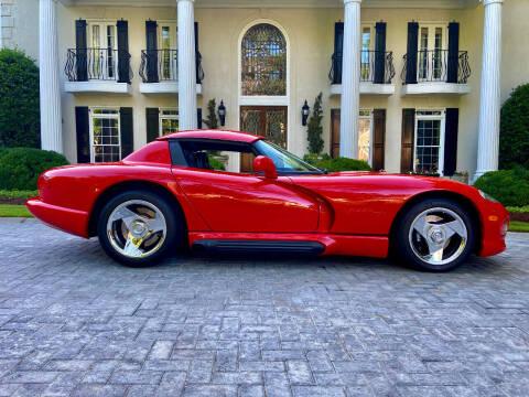 1994 Dodge Viper for sale at Classic Investments in Marietta GA
