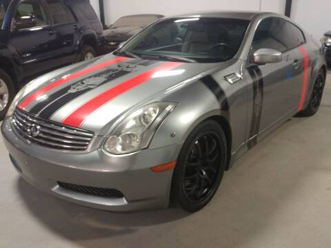 2006 Infiniti G35 for sale at MULTI GROUP AUTOMOTIVE in Doraville GA