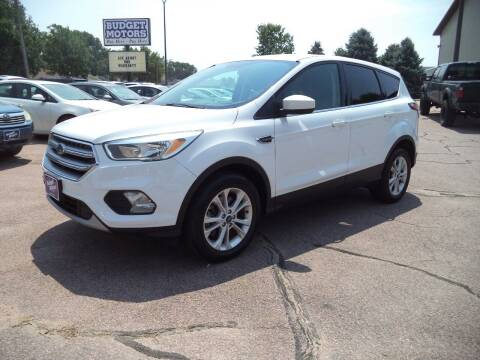 2017 Ford Escape for sale at Budget Motors in Sioux City IA