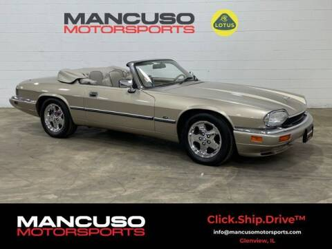 1996 Jaguar XJ-Series for sale at Mancuso Motorsports in Glenview IL