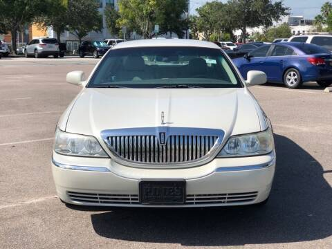 2006 Lincoln Town Car for sale at Carlando in Lakeland FL