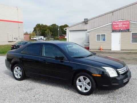 2006 Ford Fusion for sale at Macrocar Sales Inc in Akron OH