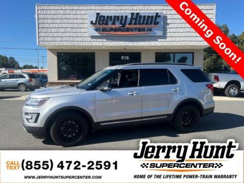 2017 Ford Explorer for sale at Jerry Hunt Supercenter in Lexington NC
