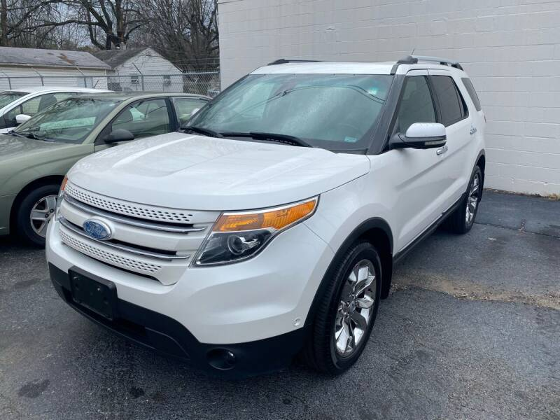 2013 Ford Explorer for sale at Brucken Motors in Evansville IN