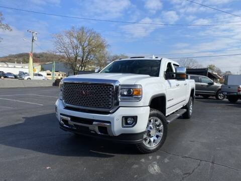 2016 GMC Sierra 2500HD for sale at Auto Credit Group in Nashville TN
