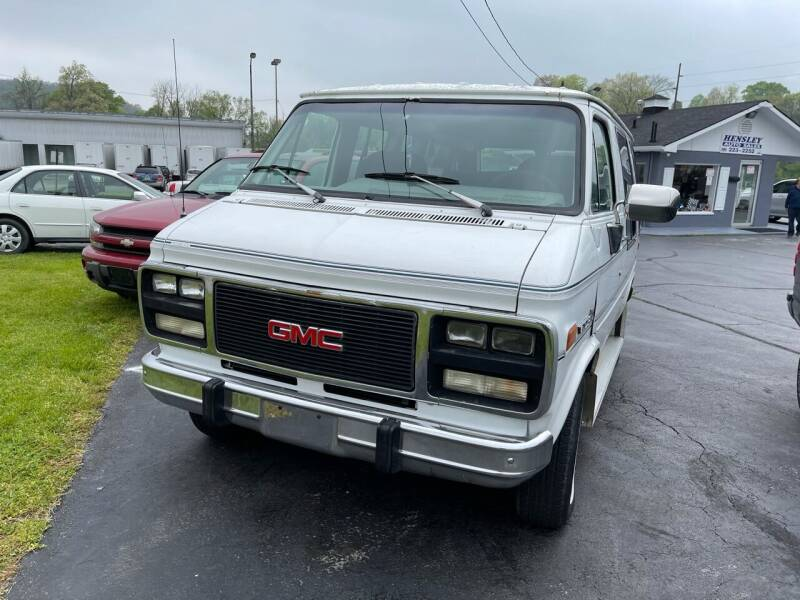 1993 GMC Vandura for sale at Hensley Auto Sales in Frankfort KY