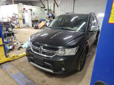 2013 Dodge Journey for sale at Craig Auto Sales in Omro WI