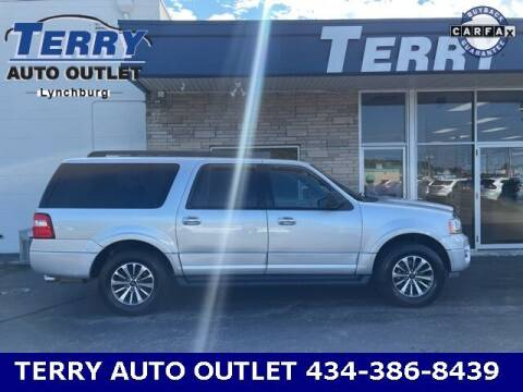 2016 Ford Expedition EL for sale at Terry Auto Outlet in Lynchburg VA
