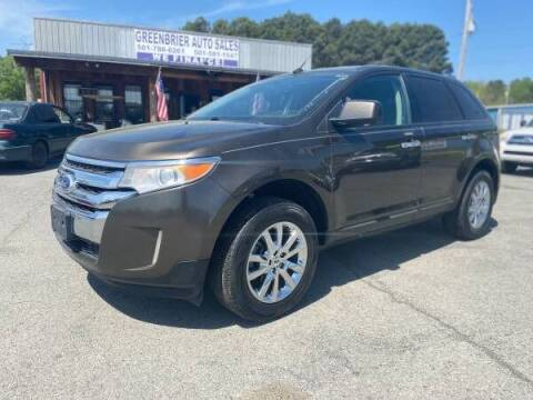 2011 Ford Edge for sale at Greenbrier Auto Sales in Greenbrier AR