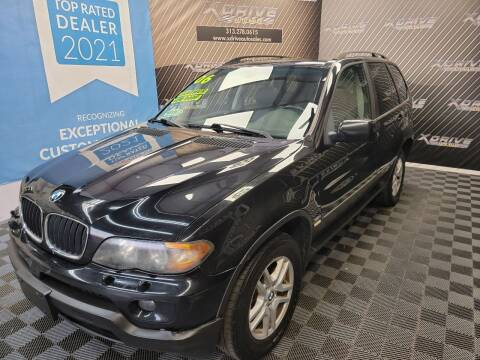 2006 BMW X5 for sale at X Drive Auto Sales Inc. in Dearborn Heights MI