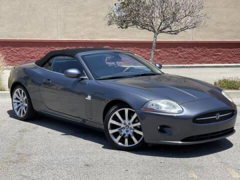 2007 Jaguar XK-Series for sale at CAR CITY SALES in La Crescenta CA