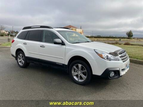 2013 Subaru Outback for sale at About New Auto Sales in Lincoln CA