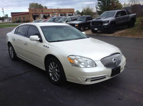 2011 Buick Lucerne for sale at Bruns & Sons Auto in Plover WI