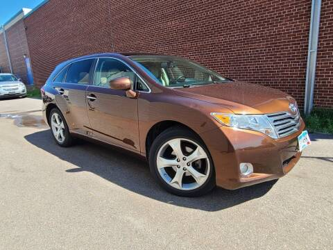 2010 Toyota Venza for sale at Minnesota Auto Sales in Golden Valley MN