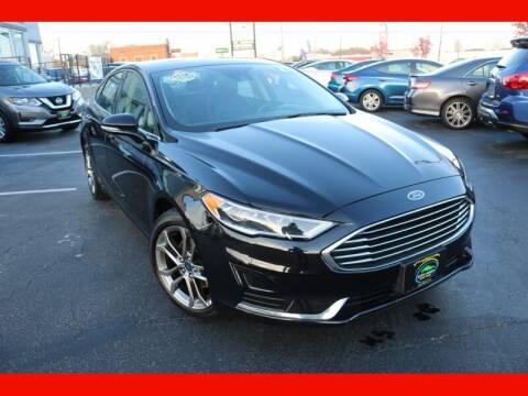 2020 Ford Fusion for sale at AUTO POINT USED CARS in Rosedale MD